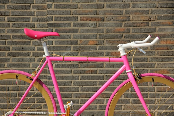 myownbike Special Edition Pink